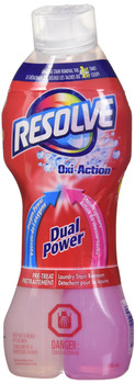 Resolve Oxi-Action, Dual Power Laundry Stain Remover, Pre-Treat, 650 ml/22oz. (Imported from Canada)