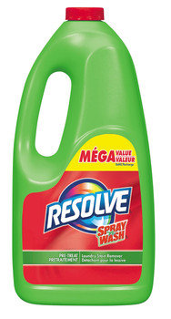 Resolve Spray N Wash Laundry Stain Remover Pre-Treat Refill, 1.5 L/50.7 fl. oz. {Imported from Canada}