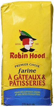 Robin Hood Best for Cake & Pastry Flour 2.5kgs/5.51lbs {Imported from Canada}