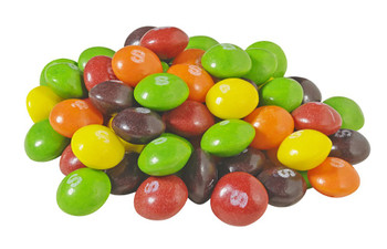 Skittles Original, Gummy Candy, Bulk Box, 11.34kg/25lbs {Imported from Canada}
