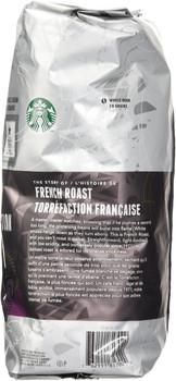 Starbucks French Roast Whole Bean 100% Arabica Coffee (2.5lbs) {Canadian}