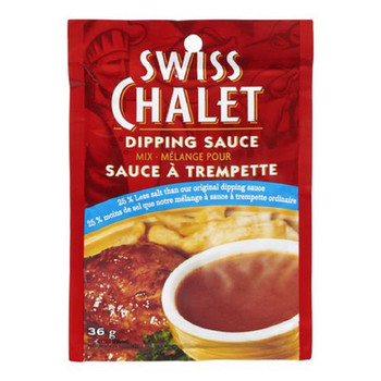 Swiss Chalet Dipping Sauce Mix 36g - Contains 25% less salt  {Canadian}
