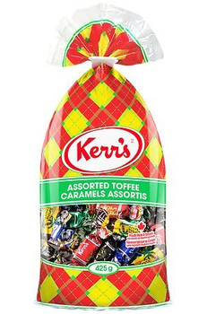 Kerr's Assorted Toffee Candies, 425g/15 oz. {Imported from Canada}
