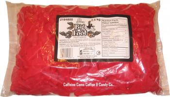 Allan Big Foot Gummy Candy, Original Flavor, 2.5kg/5.5 lbs. {Canadian}