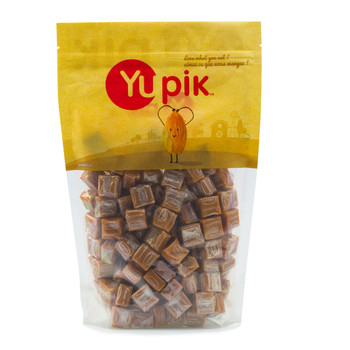 Yupik Creamy Caramel Candy, 1Kg/2.2lbs. - {Imported from Canada}