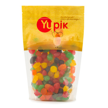 Yupik Super Jujubes, Gummy Candy, 1Kg/2.2 lbs., {Imported from Canada}