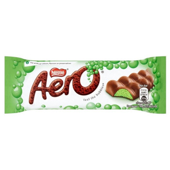 Nestle Aero - Peppermint Bar,  (41g/1.4 oz.) {Imported from Canada}