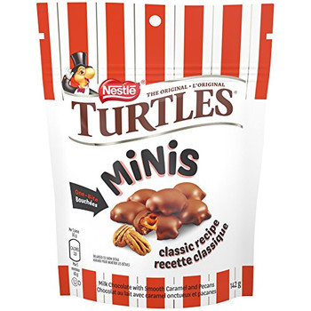 TURTLES Mini Original, Pouch 142g - {Imported from Canada}
