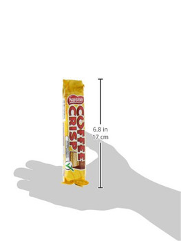 Nestle Coffee Crisp Chocolate Bars  12 Pack {Imported From Canada}