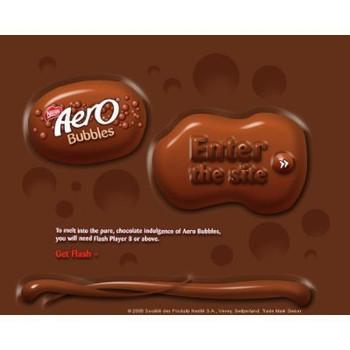 Nestle Aero Candy Bars, Milk Chocolate,42g/1.5oz - 48pk{Imported from Canada}