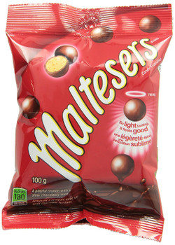 Maltesers 100g/3.5 oz., Bag {Imported from Canada}