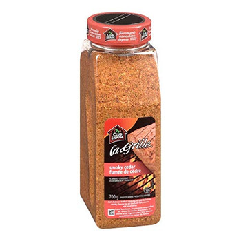 Club House La Grille Salmon Seasoning, 700 Gram -{Imported from Canada}