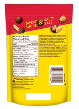 Oh Henry! Snack Mix, 170g/6 oz.(Chocolate,Caramel,Peanuts)(Imported from Canada)