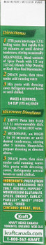 KRAFT Macaroni Salad Mix, 200g/7.1 oz., (Imported from Canada)