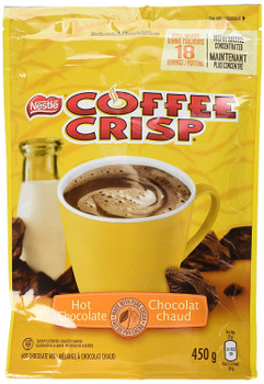 Nestle Coffee Crisp Hot Chocolate Cocoa Mix 450g/15.9oz {Imported from Canada}