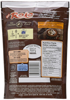 Nestle Rolo Hot Chocolate Cocoa Mix, 450g/15.9oz, {Imported from Canada}