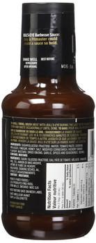 Bullseye Honey Garlic Bonanza BBQ Sauce, 425ml/14oz, {Imported from Canada}