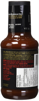 BULL'S-EYE Bold Original BBQ Sauce, 425ml/14oz,  {Imported from Canada}