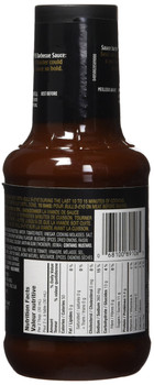 BULL'S EYE Steakhouse Flavour, 425ml/14oz, (Imported from Canada)