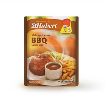 St. Hubert BBQ Sauce Mix, 57g/2oz.,  (Imported from Canada)