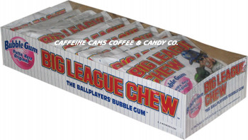 Big League Chew Outta Here Original Gum - 12x60g {Imported from Canada}