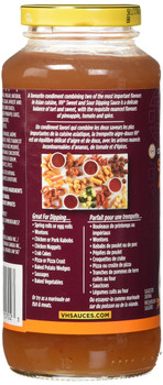 VH Sweet & Sour Dipping Sauce 341mL/11.5oz, Jars, 12 Count {Imported from Canada}