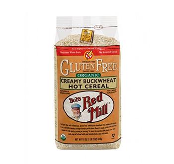 Bob's Red Mill Organic Creamy Buckwheat Hot Cereal, 510g/17.99oz {Canadian}