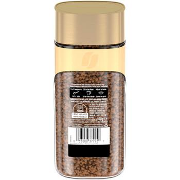 Nescafe Gold Dark Roast Instant, Ground Coffee, 100g/3.5oz., Jar {Imported from Canada}