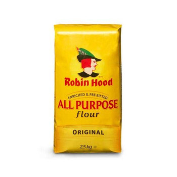 Robin Hood All Purpose Original Flour, 2.5KG/5.5lbs., {Imported From Canada}