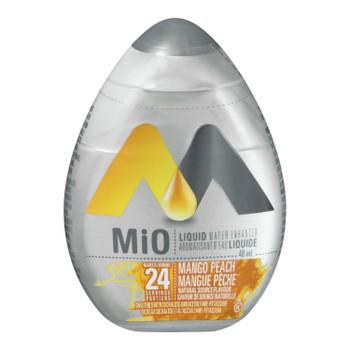MiO Mango Peach Liquid Water Enhancer, 48mL/1.62oz, {Imported from Canada}