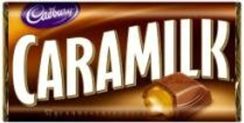 Cadbury Caramilk Candy Bars, 100g/3.5oz - 12pk {Imported from Canada}