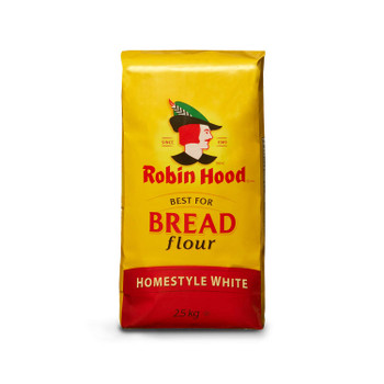 Robin Hood, Best For Bread, Homestyle White Flour, 2.5kg/5.5lbs, {Imported from Canada}