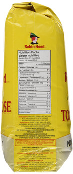 Robin Hood, Unbleached, All Purpose Flour, 2.5kg/5.5lbs, {Imported from Canada}