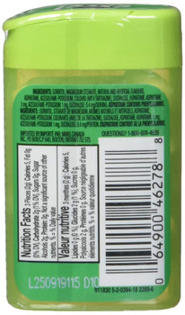 EXCEL Mini Mints Spearmint, 12 Count, 12.2g/0.4oz. per pack, {Imported from Canada}