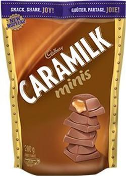 Cadbury Caramilk Minis - Bite Sized 200g {Imported from Canada}