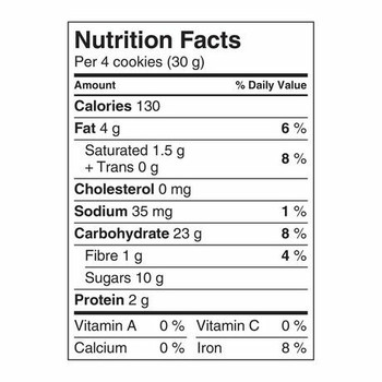 Dare Breaktime Ginger Cookies, 325g/11.5oz, {Imported from Canada}