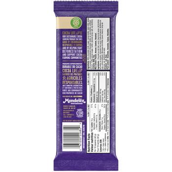 Cadbury Dairy Milk Chocolate Toffee, 100g/3.5oz Bar, (Imported from Canada)