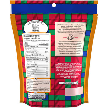 Nestle Mackintosh's Soft Caramels Candy, 215g/7.6oz., {Imported from Canada}
