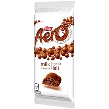 Nestle AERO, Milk Chocolate, 97g/3.4oz., Bar, {Imported from Canada}