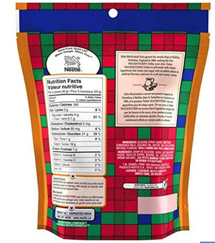 Mackintosh's Soft Caramel 215g/7.6oz.,( Pack of Two) {Imported from Canada}