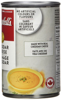 Campbell's Cheddar Cheese Soup, 284ml/9.6 oz., (Imported from Canada)