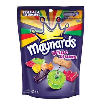 Maynard's Wine Gums 315g (11.1oz) {Imported from Canada}