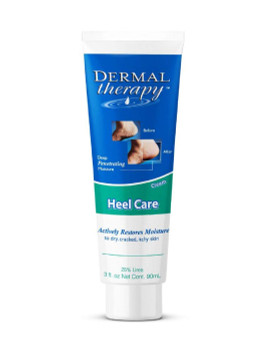 Dermal Therapy Actively Restores Moisture Heel Care, 3 fl Oz (90g) {Canadian}
