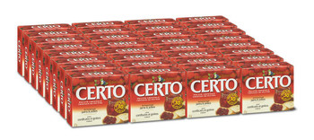 CERTO Pectin Crystals for Jams & Preserves, 57g/2oz.,(36pk) {Imported from Canada}