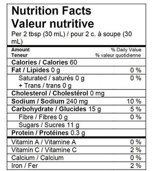 Diana Sauce, 2pk - Original & Honey Garlic, 500ml/16.9oz., {Imported from Canada}