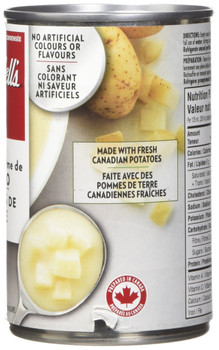 Campbell's Cream of Potato Soup, 284ml/9.6oz., (Imported from Canada)