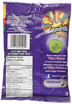 Maynards Wine Gums, Gummy Candy 170g (6oz) (Pack of 12) {Imported from Canada}