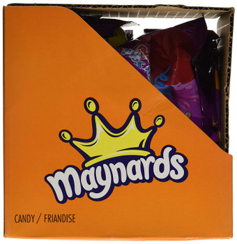 Maynards Juicy Squirts Berry Gummy Candy, 170g/6oz., 12 pack, {Imported from Canada}