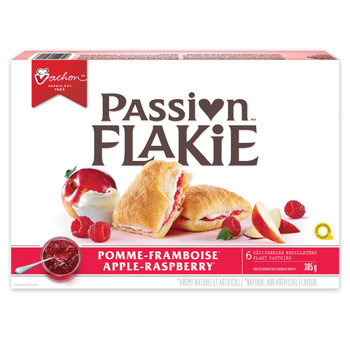 Vachon Passion Flakie Apple-Raspberry Cake, 305g/10.8oz., {Imported from Canada}