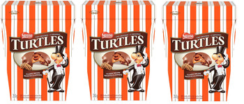 Nestle Turtles Original Chocolates 350g/12.34 oz., (3 Pack), {Imported from Canada}